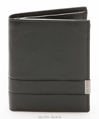 Nahka Käsilaukku : Miesten pieni nahkalompakko a eriksson  nahka