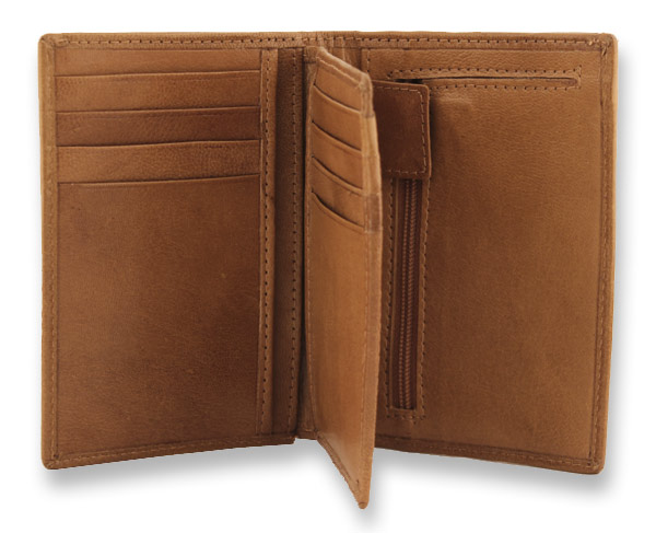 Miesten Käsilaukku : Miesten nahkalompakko a eriksson  nahka albert