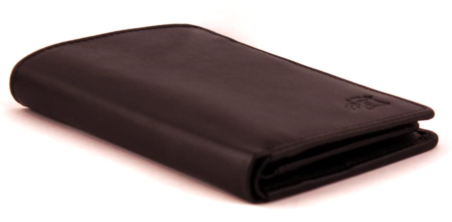 Miesten Käsilaukku : Rfid suojattu nahkalompakko a eriksson  nahka