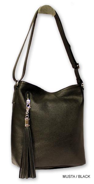 Nahka Käsilaukku : Naisten nahkainen olkalaukku maxima d nahka albert