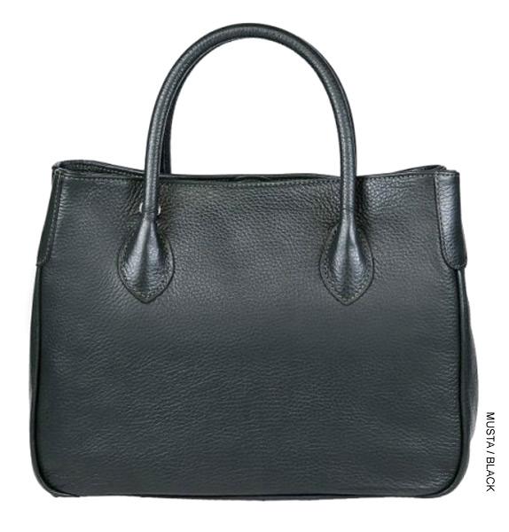 Nahka Käsilaukku : Maxima naisten nahkainen k?silaukku olkalaukku d