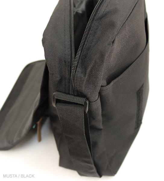 Olkalaukku Nuorille : Nuorten olkalaukku koululaukku black hawk bk
