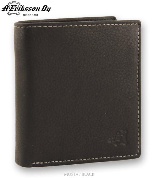 Miesten Käsilaukku : Miesten pieni nahkalompakko a eriksson  nahka