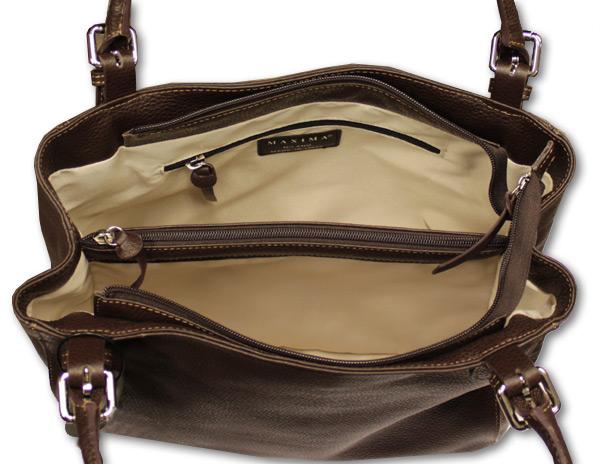 Nahka Käsilaukku : Naisten nahkainen k?silaukku maxima d nahka albert